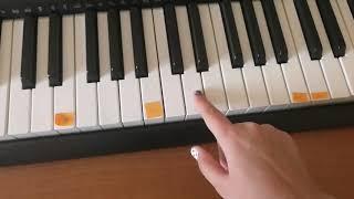 Обычный урок как научится играть музыку ангелов