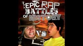 Bruce Lee vs Clint Eastwood (Audio). Epic Rap Battles of History Season 2.