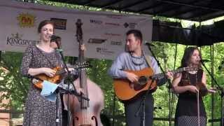Just Any Moment & more- Flatt Lonesome @ Bluegrass On Broad 7/9/15