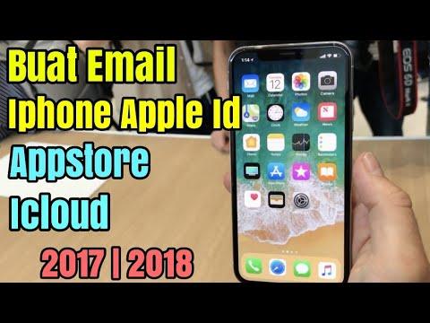Cara Terbaru Mudah Buat Email Apple ID Iphone Icloud Untuk Download Aplikasi Appstore