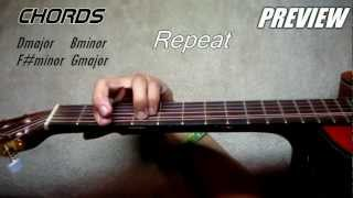 How to play Torete - Moonstar88 (Guitar tutorial ) chords and strumming