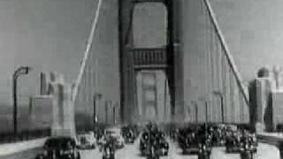 Opening Day of the Golden Gate Bridge