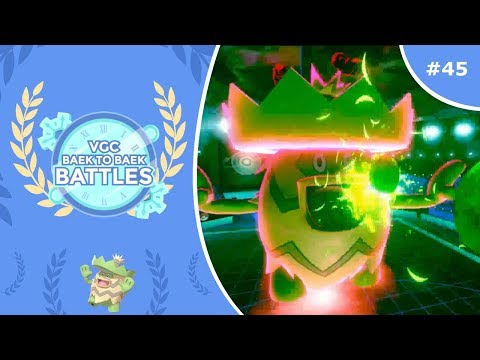 """Weathering With Ludicolo"" Pokémon Sword & Shield VGC 2020 Baek To Baek Battles - Episode 45"