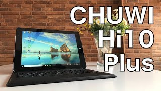 La tablet dual CHUWI Hi10 Plus como nunca la has visto by Gearbest