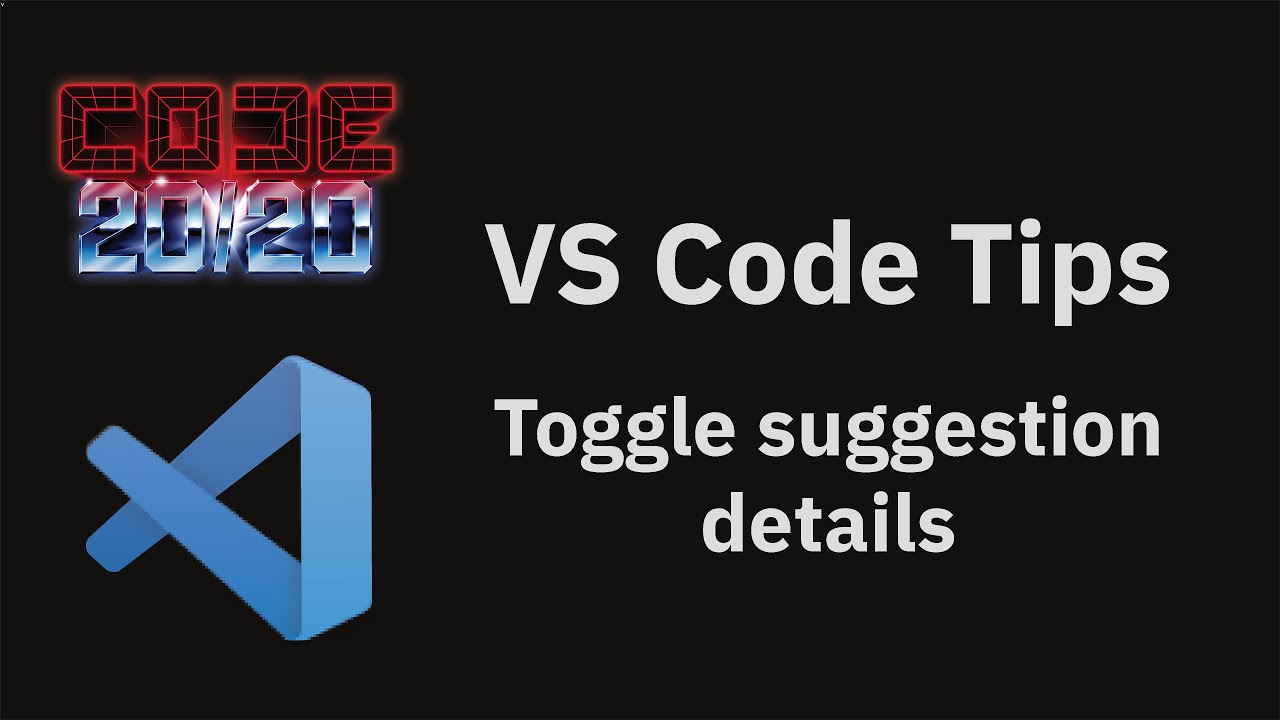 Toggle suggestion details