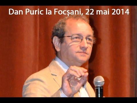 Vrancea Media TV: Dan Puric la Focsani