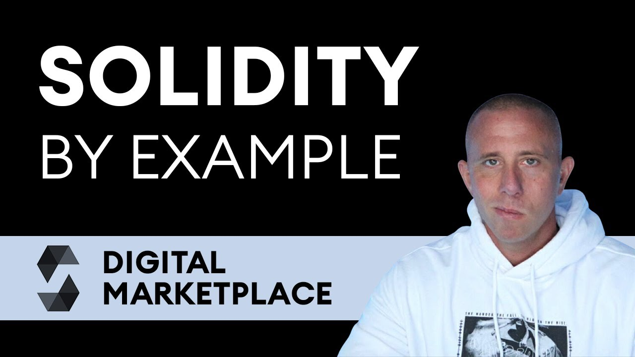 Solidity by Example - Digital Marketplace