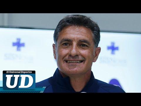 Conferencia de prensa: Míchel González, previo al Pachuca vs Pumas AP19