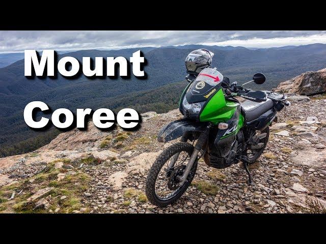 Motorcycle Trip around Australia - Off Road Test for Kawasaki KLR 650 (Ep20)