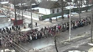 Крестный ход в Чернигове(День торжества Православия в городе Чернигов. 2011 год., 2011-03-15T14:21:44.000Z)