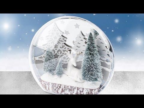 Ideen Mit Herz Magic Medaillon Basteln Weihnachts Deko