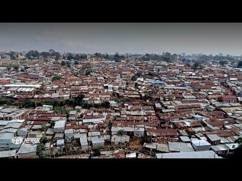 A walk through the Biggest slum in Africa || Kibera Slums in Kenya
