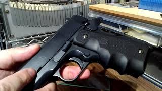 【エアガン】wa マグナテック M1911A1 ABS