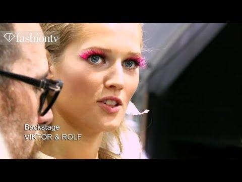Toni Garrn - Model Highlights at Fashion Week Spring 2012 | FashionTV