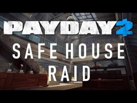 EASIEST CONTINENTAL COINS EVER | How To Solo the Safe House Raid | Payday 2