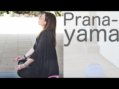 17 Minute Pranayama Practice: With Fightmaster Yoga
