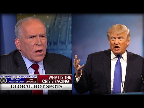 THIS MEANS WAR! DONALD TRUMP JUST EXPOSED THE CIA IN A HUGE SCANDAL