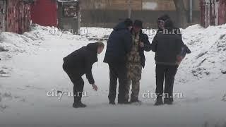 В Новокузнецке ширяются на улицах в открытую