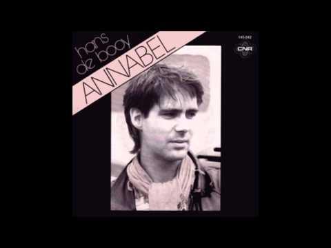 1983 HANS DE BOOY annabel