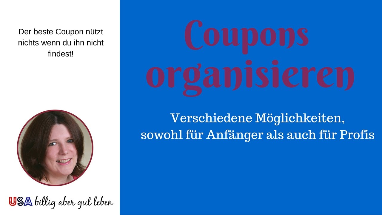Coupon Deutsch