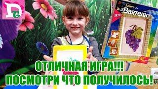 ОБАЛДЕННАЯ ГИПСОВАЯ КАРТИНКА ВИНОГРАД!!! РИСУЕМ НА ГИПСЕ)))  GRINDED GIPSKAYA PICTURE GRAPES !!!