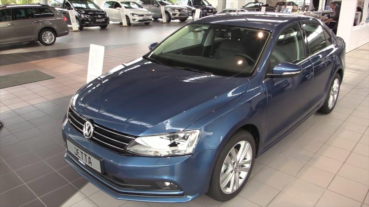 Volkswagen Jetta 2016 In Depth Review Interior Exterior ...