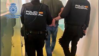 Detenido un varón por un robo con fuerza en un club deportivo de Cantabria