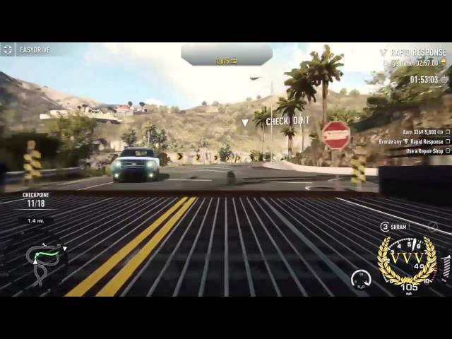 NFS Rivals Hands-on part 1 of 3