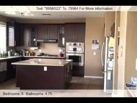 5 Bedroom Home with Basement in Goodyear, AZ