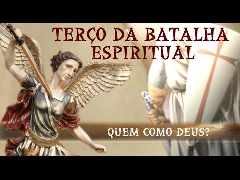 TERÇO DA BATALHA ESPIRITUAL