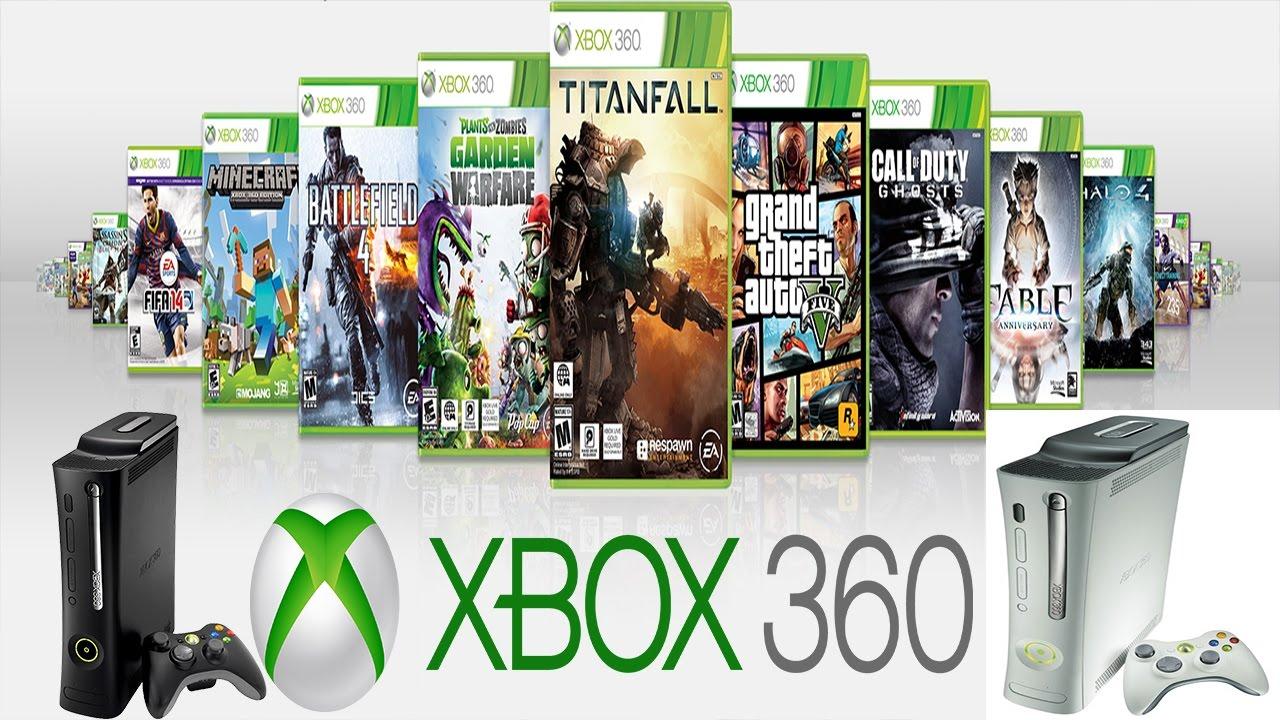 Los Mejores Juegos De Xbox 360 Youtube