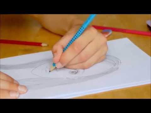 SPEEDART/Joely/Gesicht zeichnen