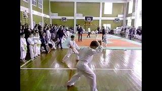 """Открытый турнир города Краснодара по Восточному единоборству """"Сетокан""""."""