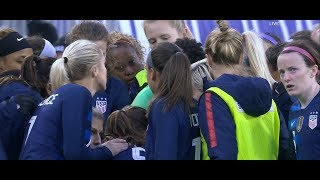 (2) USWNT vs England 3.2.2019 / SheBelievesCup 2019