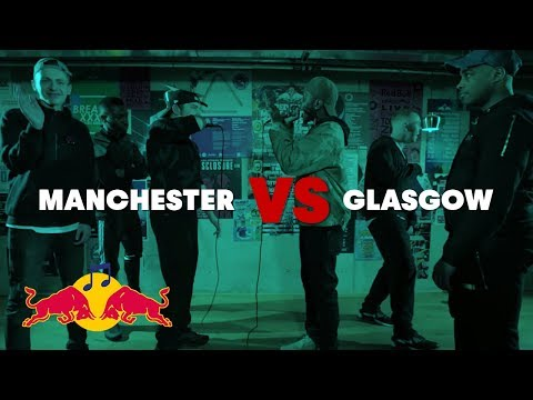 Grime-A-Side Post-match Breakdown: Manchester vs Glasgow