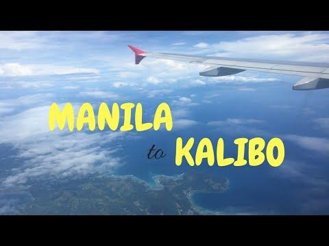 Manila to Kalibo