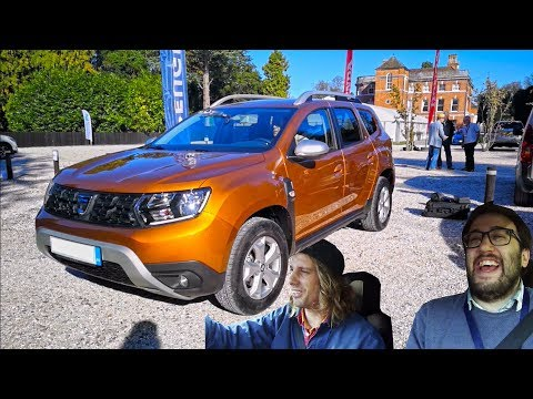 2018 Dacia Duster Review | Ben and Jon Do Cars