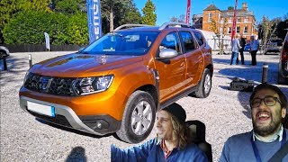 The New 2018 Dacia Duster Review | Ben and Jon Do Cars