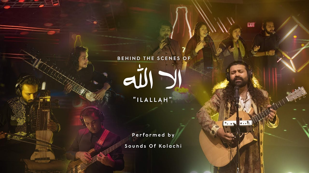 BTS, Ilallah, Sounds of Kolachi, Coke Studio Season 11, Episode 6