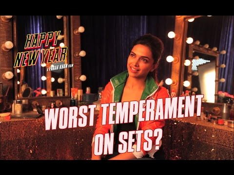 Worst Temperament on Sets | Happy New Year