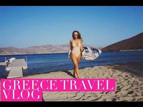 My Mykonos Greece Vlog | How To Travel Like A Rockstar