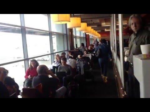 Dan  Business Lounge  at  Ben Gurion Airport