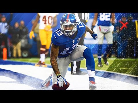 Odell Beckham Jr  See Me Fall ᴴᴰ  Giants Mix