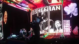 Ed Sheeran - Galway Girl - Divide World Tour - Phoenix Park Dublin