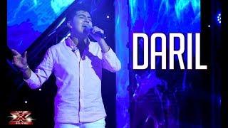 Daril y su gran presentacin Dedicatorias Factor X Bolivia 2018