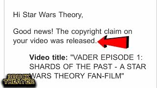 LUCASFILM DEFENDS THE FANDOM FROM WARNER CHAPPELL