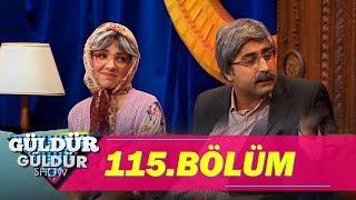 Güldür Güldür Show 115.Bölüm (Tek Parça Full HD)