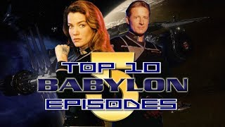 Top 10 Babylon 5 Episodes