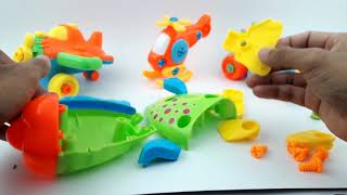 Learn Colors With Fish For Kids Fish Assembly Video for Kids Education Videos For Kid