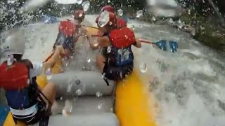 Upper Ocoee River Rafting Trip - July 12, 2014